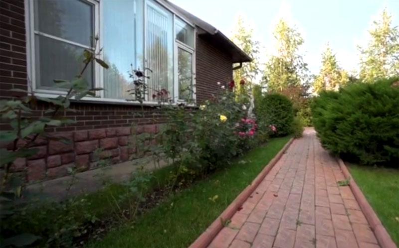 Интерьер загородного дома Татьяны Тарасовой