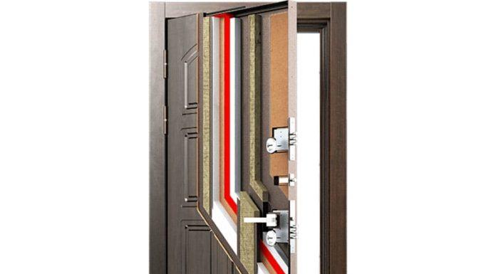 Двери с терморазрывом: в чём преимущества и недостатки моделей