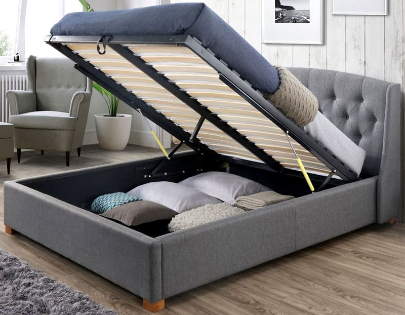 Пользоваться кроватью не всегда удобно