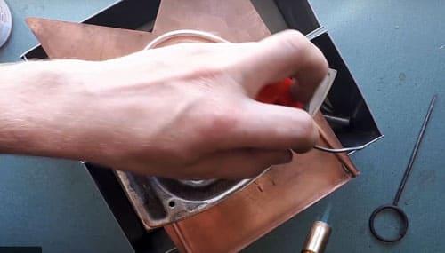 Как сделать флюгер на крышу своими руками