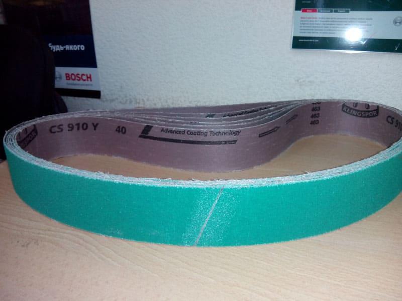 Тканевая основа лучше выдерживает поверхностное натяжение