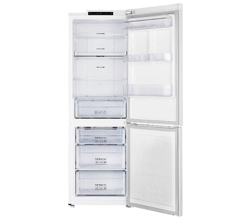 Холодильник с одним компрессором, что снижает шумность