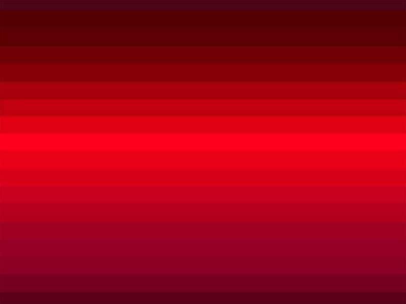 Таблица красных тонов
