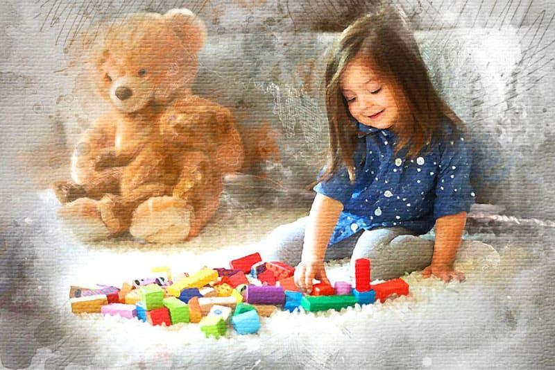 Идеи для оформления детской с Aliexpress