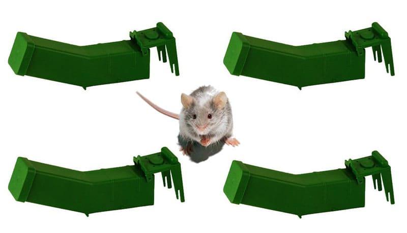 Ловушка для мышей «Домик»