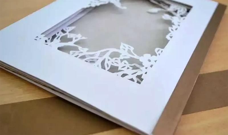 Рамочка для фото готова к декорированию