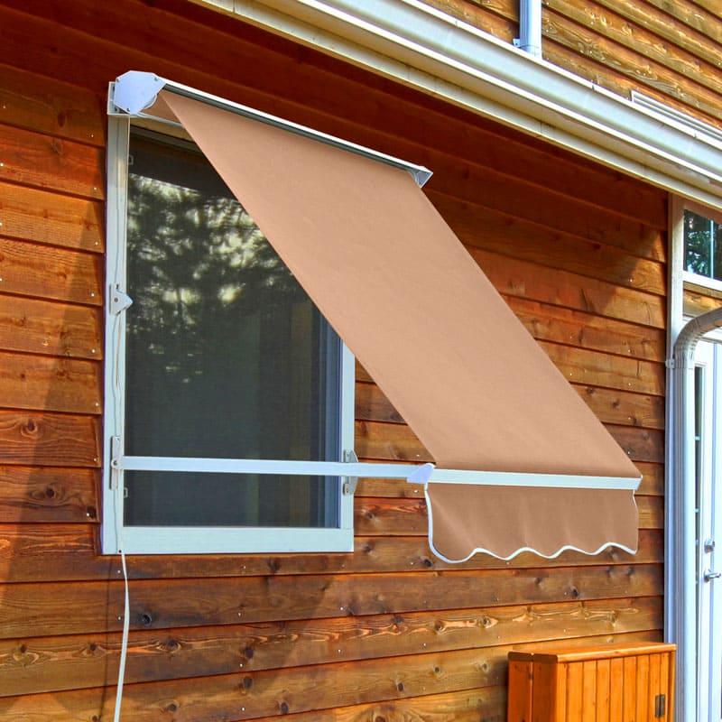 Солнцезащитный маркиз на окно
