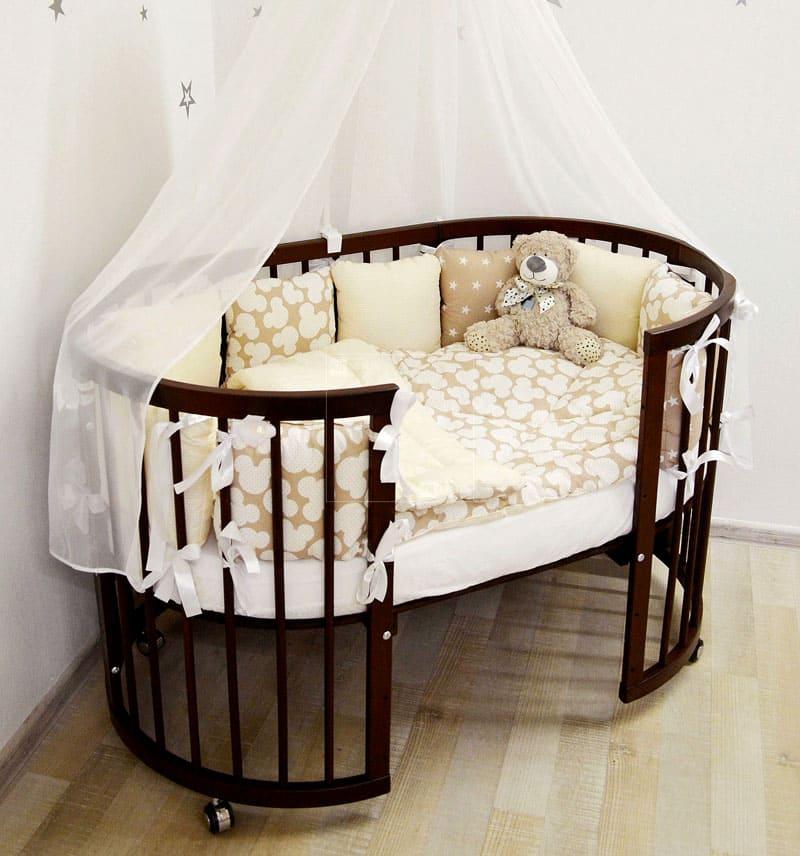 Комфортный диванчик оценит каждый ребёнок