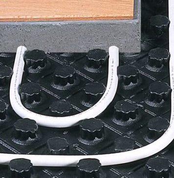Маты для теплого водяного пола