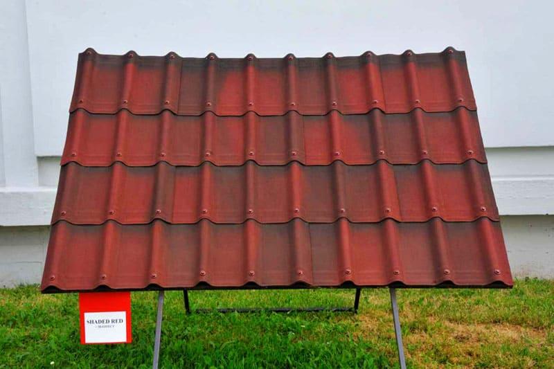 Оптимальный вариант для вальмовой крыши