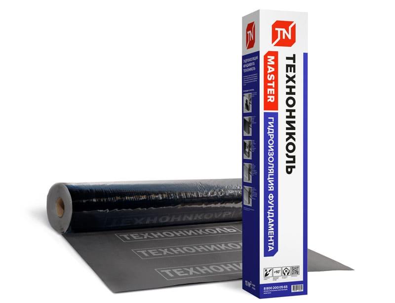 Гидроизоляционных материалы обычно поставляются в рулонах 25 метров каждый