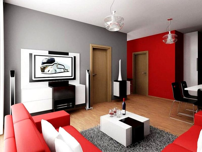 Жилая комната согласно санитарным номам не может быть менее 9 м²