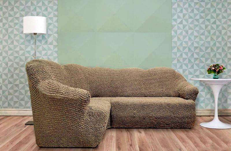 Для прямоугольных конструкций существует более широкий спектр готовых модельных изделий. Для мебели округлых форм лучше заказать индивидуальный пошив или купить эластичные чехлы