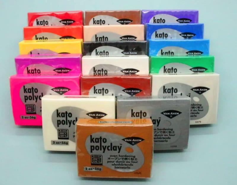 Пластик марки «Kato»