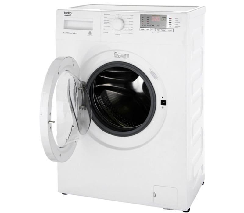 Узкая модель стиральной машинки
