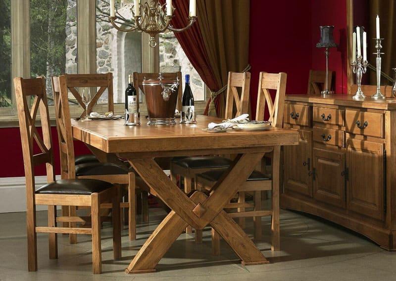 Как сделать из дерева стол своими руками: пошаговый мастер-класс
