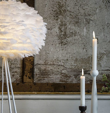 Топ 7 необычных осветительных приборов для спальни