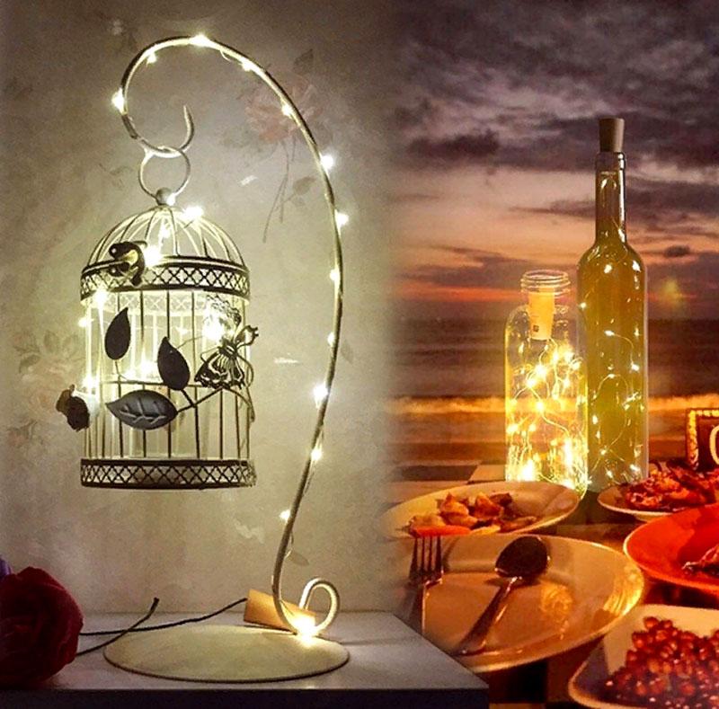 Светильники со светодиодной лентой