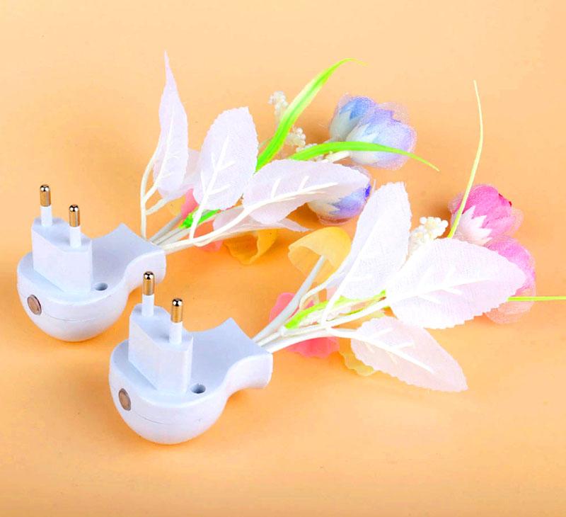 Ещё одна вариация флористической идеи – цветы-ночники