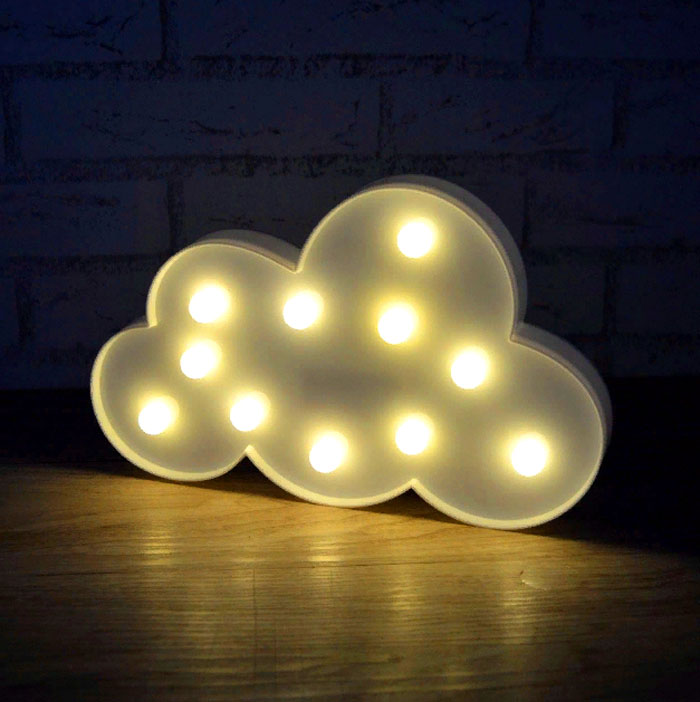 Светильник – облако