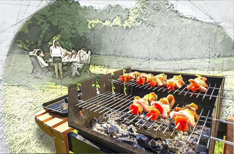 Товары для пикника с AliExpress