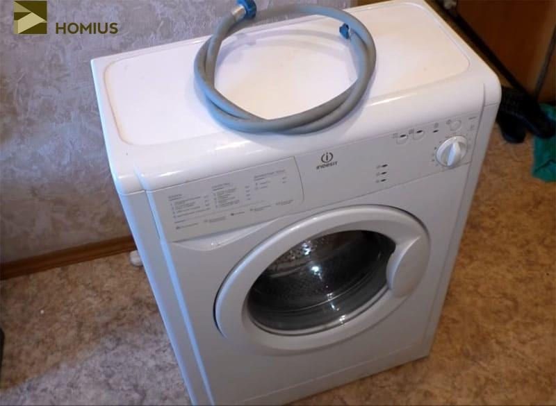Моя, видавшая виды, стиральная машинка