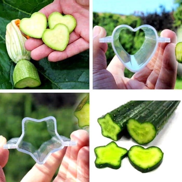 Такие овощи и фрукту выгладят потрясающе