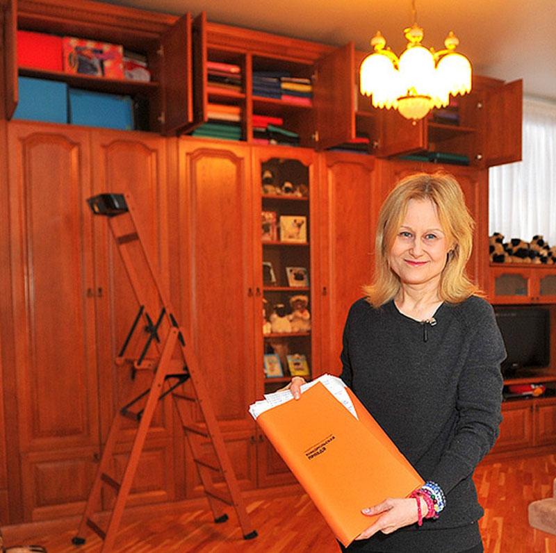 Апартаменты и дома Донцовой: «Мопс-хаус» в итальянском стиле