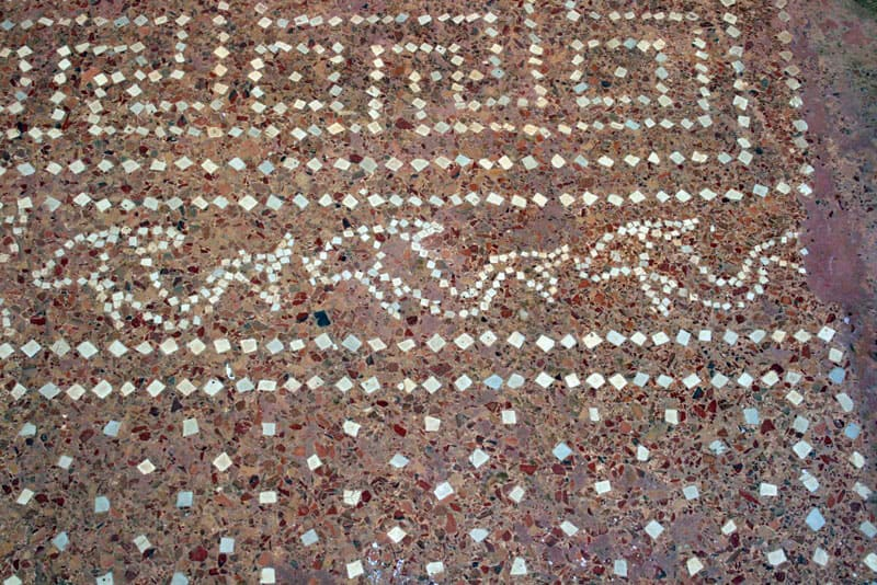 Античная мозаика