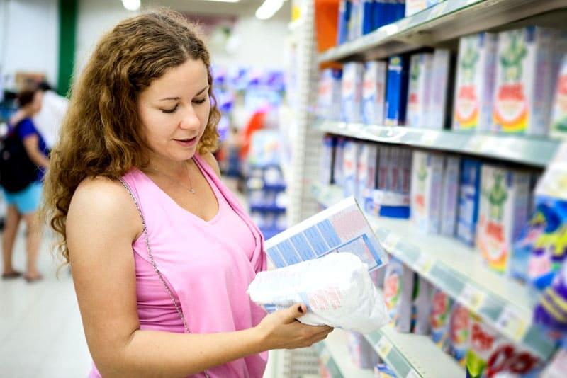 Необходимо выбирать промышленное средство, которое подходит для конкретного типа ткани