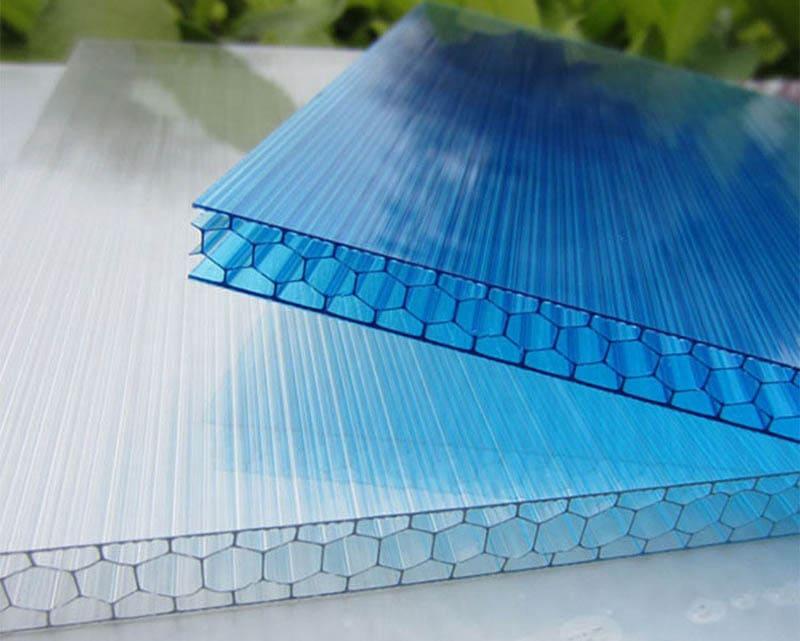 Сотовый материал – лучшее решение для теплицы