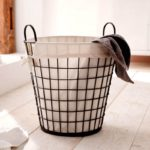 Корзина для белья в ванную: стильное решение для любого интерьера