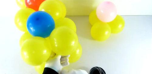 С днём рождения! Идеи декорирования объёмных цифр своими руками к торжеству
