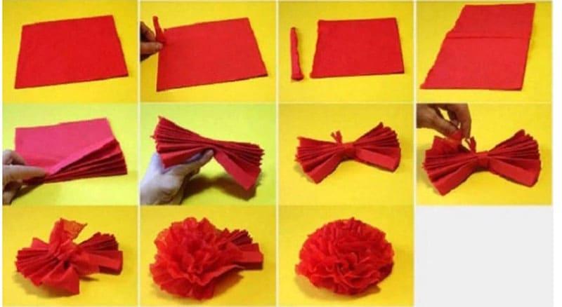 Как создать цветочек для оформления фигуры