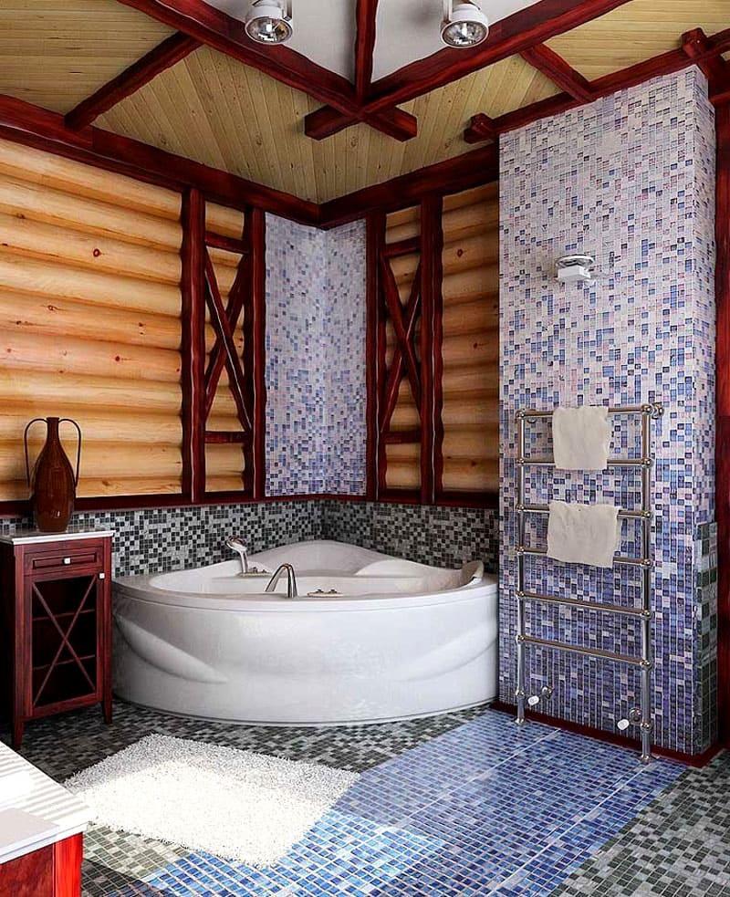 Гипсокартон с влагостойким покрытием может защитить стены вашей ванны от избытка влаги