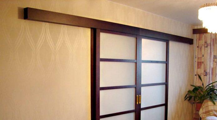 Двери-купе: как создать идеальное пространство при минимуме места