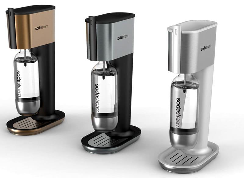 Sodastream – продукция высокого качества