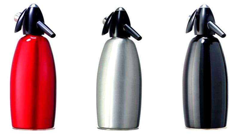 Готовим вкусную и полезную газировку дома: зачем нужен сифон для газирования воды