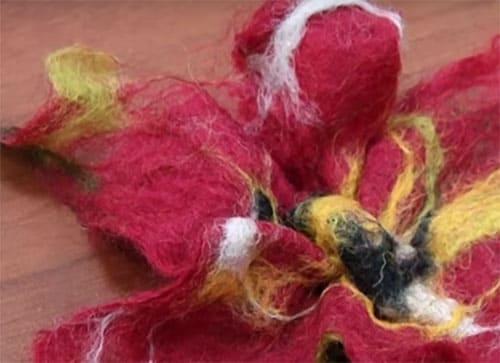 Просто, быстро, доступно: подробные мастер-классы по валянию из шерсти для начинающих