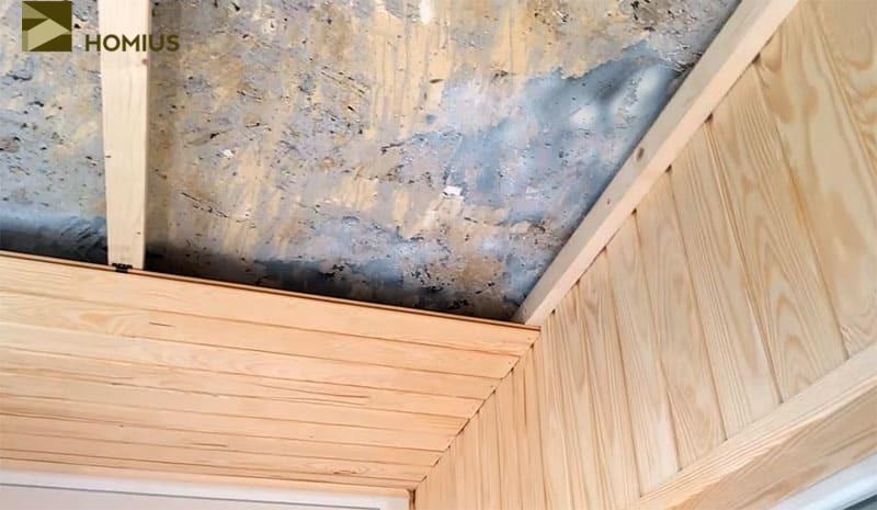Набираем потолок – сделать это не сложнее, чем работать с облицовкой стен