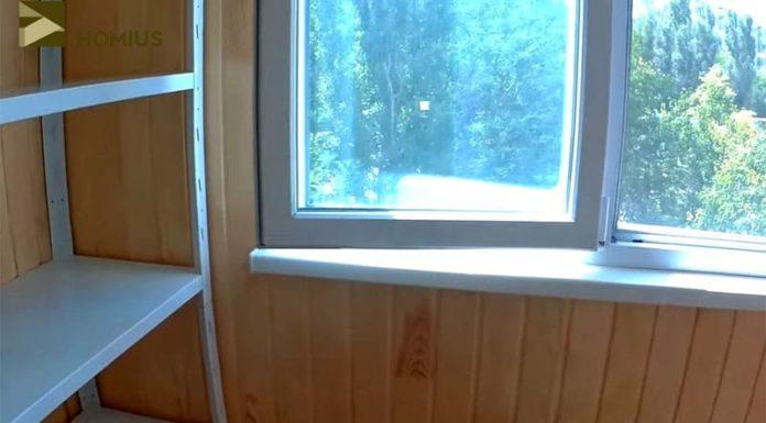 Истории HOMIUS: как я обшивал балкон вагонкой и что из этого вышло