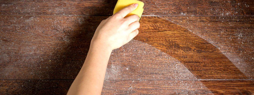 Борьба с пылью в доме