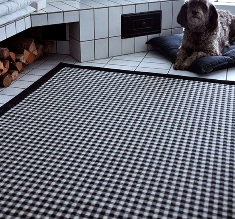 Циновки производителя «VM Carpet» из Финляндии отличаются лаконичным дизайном и высоким качеством