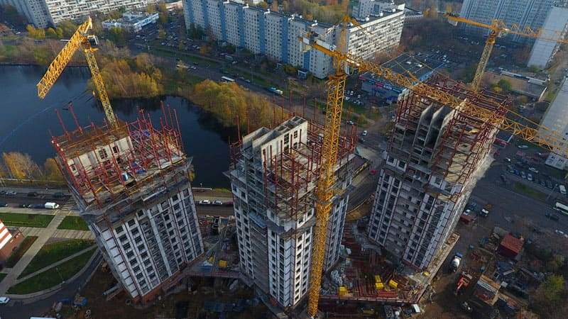 Жилая недвижимость – привлекательный сегмент для получения быстрой прибыли