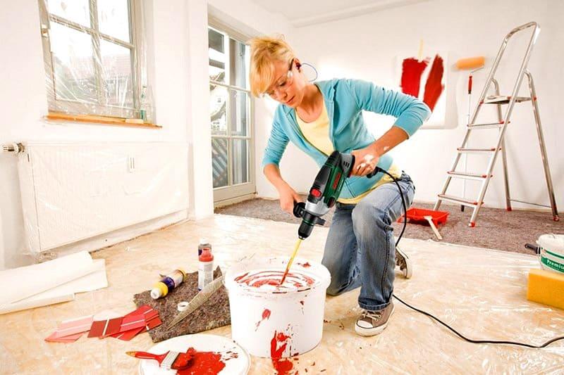 В обиходе зачастую применяется понятие «косметический ремонт». Это строительные работы небольшой степени сложности, наведение внешнего «лоска»