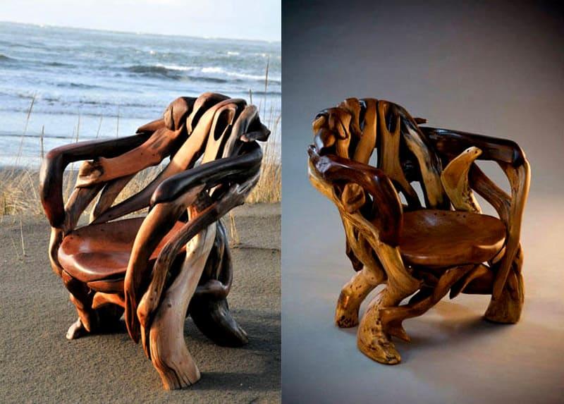 От того, какая порода дерева выбрана для стола, во многом зависит внешний вид готового изделия, даже без учета мастерства столяра