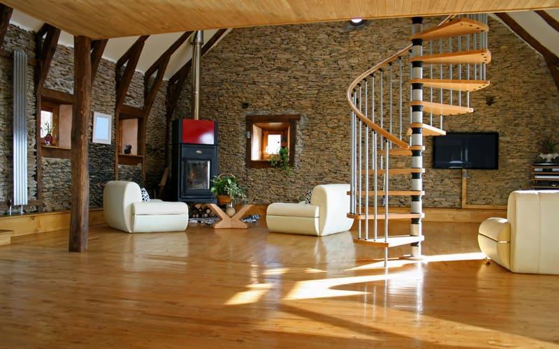 Мебель в стиле лофт уникальна и говорит об особом вкусе хозяев дома