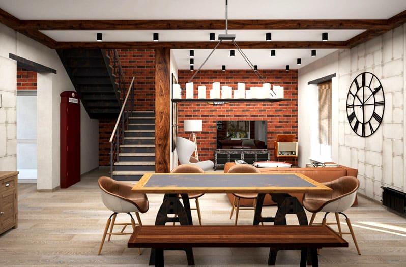 Гостиная является тем местом, которое скажет о владельце дома, его вкусе и характере