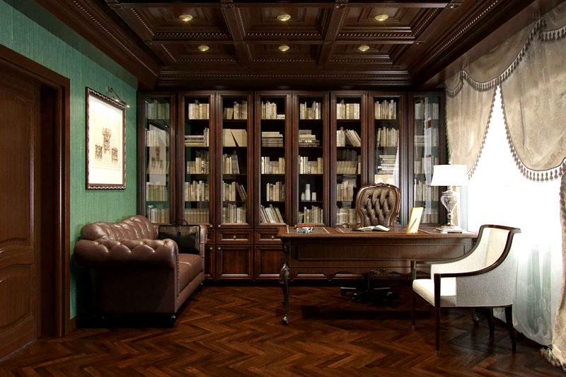 Кто собирается больше всего времени проводить в этом помещении, тот и диктует выбор предметов обстановки и декора