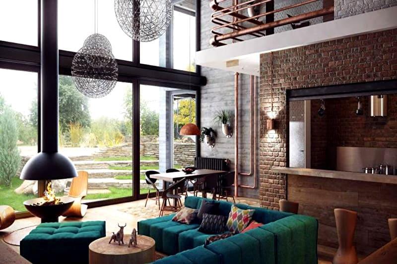 Что касается остальных помещений, то внешний вид светильников продиктует стиль помещения